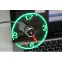 USB Вентилятор - Часы-bakida-almaq-qiymet-baku-kupit