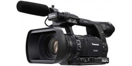 Videokameralar