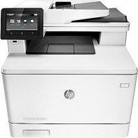 Принтер HP Color LaserJet Pro MFP M477fdn A4 (CF378A)