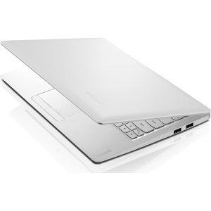 купить Нетбук Lenovo  IP100-11IBY Atom Quad Core 11,6 White (80R2004HRK)