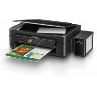 Принтер Epson L486 A4 (СНПЧ) Wi-Fi