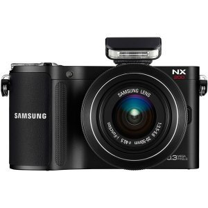 Фотоаппарат Samsung EV-NX200 18-55mm Kit
