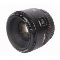 Фотообъектив Canon EF 50mm f/1,8 II
