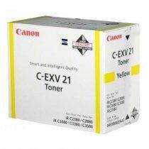 купить Картридж Canon TONER C-EXV21 YELLOW (0455B002)-bakida-almaq-qiymet-baku-kupit