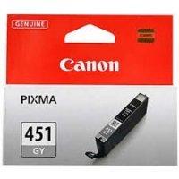 купить Картридж CANON CARTRIDGE CLI-451 GY (6527B001)