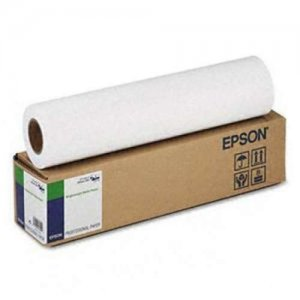 "Бумага EPSON SINGLE WEIGHT MATTE PAPER 44""X40M (C13S041855)"