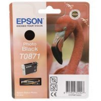 купить Картридж EPSON CARTRIDGE ULTRA CHROME HIGLOSS2INK FOR R1900 BLACK (C13T08714010)
