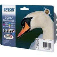 купить Картридж EPSON Multipack for R270/290/RX590 (C13T11174A10)
