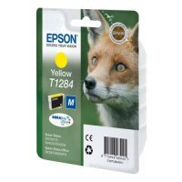 купить Картридж EPSON CARTRIDGE I/C yellow for S22/SX125 (C13T12844011)