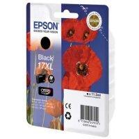 купить Картридж EPSON CARTRIDGE I/C (b) XP33/203/303 HAV3-P (Claria Home 17XL) Pigment (C13T17114A10)