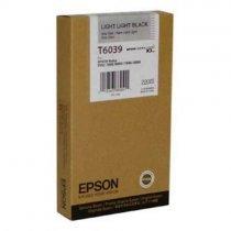 купить Картридж EPSON CARTRIDGE I/C SP-7880/9880 220ml LIGHT LIGHT BLACK (C13T603900)-bakida-almaq-qiymet-baku-kupit
