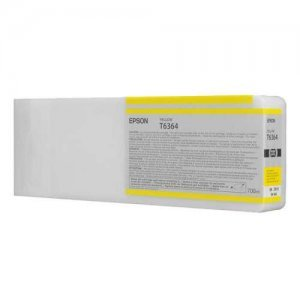 купить Картридж EPSON CARTRIDGE I/C SP 7900 / 9900В : Yellow 700 ml (C13T636400)