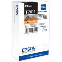 купить Картридж Epson WP 4000/4500 Series Ink XXL Cartridge Black 3.4k (C13T70114010)