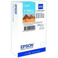 купить Картридж Epson WP 4000/4500 Series Ink XXL Cartridge Cyan 3.4k (C13T70124010)