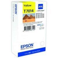 купить Картридж Epson WP 4000/4500 Series Ink XXL Cartridge Yellow 3.4k (C13T70144010)