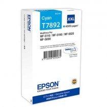 купить Картридж Epson WF-5xxx Series Ink Cartridge XXL Cyan (C13T789240)-bakida-almaq-qiymet-baku-kupit