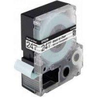 купить Картридж Epson Tape - LC6TBN9 Clear Blk/Clear 24/9 (C53S627403)