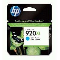 Струйный картридж HP No.920 (CD972AE/OJ 6500) Cyan