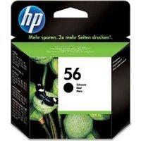 HP Картридж № 56 C6656AE (черный)
