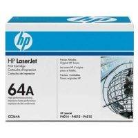 Тонер-картридж HP CC364a (64A)