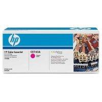 Тонер-картридж HP CE743a (красный) 307A