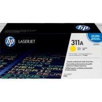 Тонер-картридж HP Q2682a (желтый)