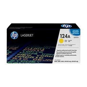 Картридж HP 124A Q6002A (yellow)