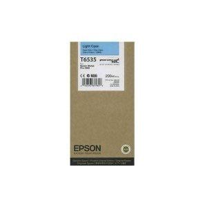 Картридж Epson T6535 C13T653500 (light cyan)