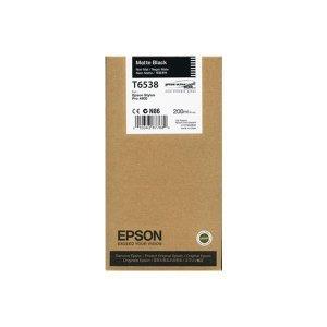 Картридж Epson T6538 C13T653800 (mate black)