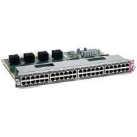 Модуль Cisco WS-X4748-UPOE-E