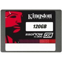 Внутренний SSD Kingston SSDNow KC300 (SKC300S37A/120G)