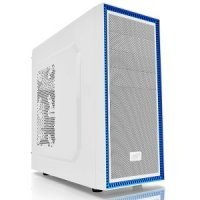 Компьютерный корпус Deepcool Tesseract BF (white)
