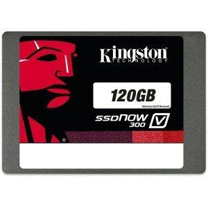 Внутренний SSD Kingston SSDNow V300 (SV300S37A/120G)