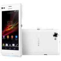 Смартфон Sony Xperia L (white)