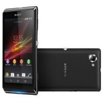 Смартфон Sony Xperia L (black)