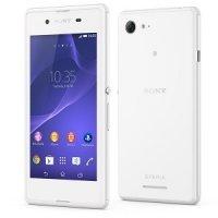 Мобильный телефон Sony Xperia E3 White