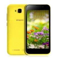 Мобильный телефон Zopo 700 yellow