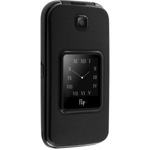 Мобильный телефон Fly Ezzy Trendy Black Flip
