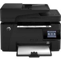 Принтер HP LaserJet Pro MFP M127fw Print, copy, scan, fax A4 (CZ183A)