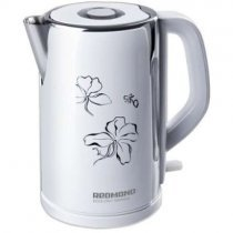 Электрический чайник Redmond RK-M131 white-bakida-almaq-qiymet-baku-kupit