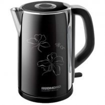 Электрический чайник Redmond RK-M131 black-bakida-almaq-qiymet-baku-kupit