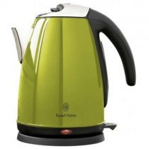 купить Электрический чайник Russell Hobbs Jungle Green 18337-bakida-almaq-qiymet-baku-kupit