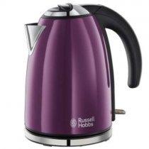 купить Электрический чайник Russell Hobbs Purple Passion 18945-bakida-almaq-qiymet-baku-kupit