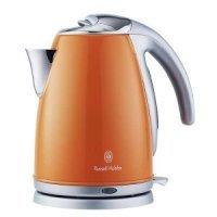 купить Электрический чайник Russell Hobbs Hot Orange 14671