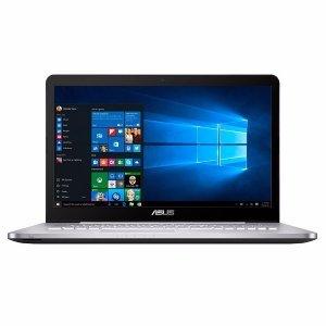 купить Ноутбук Asus N752VX i7 17,3 Full HD Warm GRAY  (N752VX-GB102T)