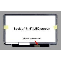 Экран для Ноутбуков 11,6 Led slim screen