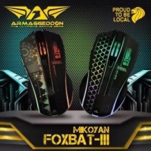 SoniGear Pro Gaming Wireless Mouse Foxbat III Kevlar