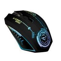 Мышка SoniGear Wireless Gaming Mouse X-Craft Air 1000 Trek