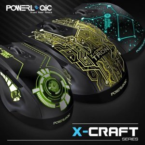 SoniGear Mouse X-Craft 5000 Tron