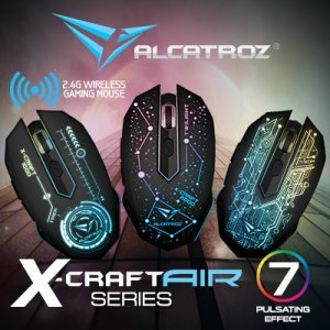 SoniGear Mouse X-Craft Z8000 Noiz